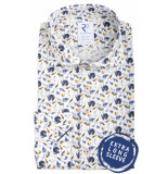R2 Amsterdam Print shirt extra lange mouw 110.wsp.xls.045/014/000014