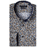 Giordano Ivy ls button down 207018/80