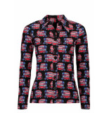 Tante Betsy Button shirt londen