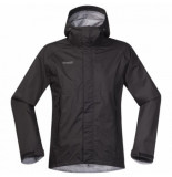 Bergans Jas men super lett black-m