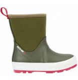 Winter-Grip Snowboot junior neo welly leger rood-schoenmaat 28