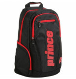 Prince Tennisrugzak backpack black red