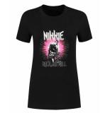 Nikkie T-shirt n6-440 rock&roll