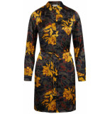 Sisters Point Erika dress amber flower