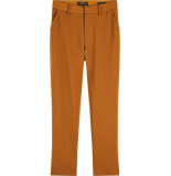 Maison Scotch Lowry tailored slim fit pant in chi wild honey