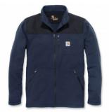 Carhartt Vest men fallon zip sweatshirt navy-s