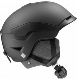 Salomon Skihelm quest black-m