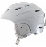 Giro Skihelm decade white-m
