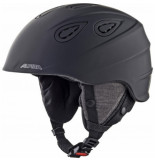 Alpina Skihelm grap 2.0 le black matt-57 -