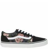 Vans Ward flower check sneaker