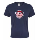 Tommy Hilfiger T-shirt circle logo tee