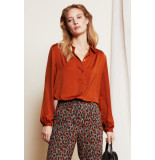 Fabienne Chapot Clt-24-bls-aw20 mira solid blouse.