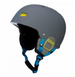 Bluetribe Skihelm cool kid grey-54 -