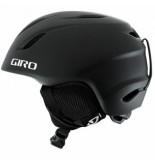 Giro Skihelm launch matte black-xs