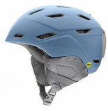 Smith Skihelm junior prospect mips matte smoke blue-48 -