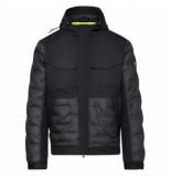 National Geographic Jas men hybrid jacket black-s