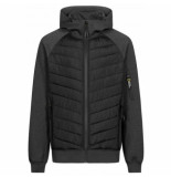 National Geographic Jas men scuba jacket black-s