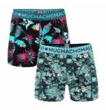 Muchachomalo Men 2-pack shorts extinct plants