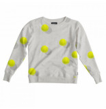 Snurk Sweater women tennis balls-l