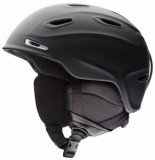 Smith Skihelm aspect matte black-s