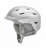 Smith Skihelm women liberty matte satin white-59 -