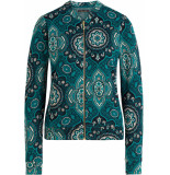 King Louie Iris jacket regal dragonfly green