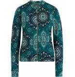 King Louie Iris jacket regal dragonfly green