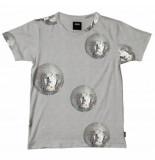 Snurk T-shirt unisex disco fever-l