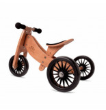 Kinderfeets Loopfiets tiny tot plus bamboo