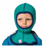 Woolpower Balaclava kids 200 turtle green large
