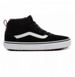 Vans Women ward hi mte pop color black true white-schoenmaat 36