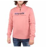 Sustain Broken logo regular anorak weater