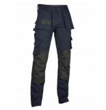 Gevavi Werkbroek workwear alicante multipocket blue-maat 50
