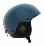 Salomon Skihelm brigade moroccan blue-56 -