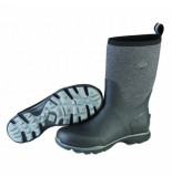 Muck Snowboot arctic excursion mid black grey-schoenmaat 42