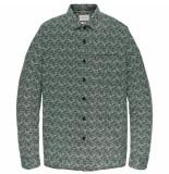 Cast Iron Csi206622 6147 long sleeve shirt jersey printed loopsweat green