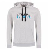 Emporio Armani Ea ea eagle logo hoodie