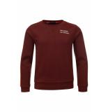 Common Heroes Bruine sweater voor jongens in de kleur