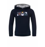 Common Heroes Reversibel hoodie voor jongens in de kleur