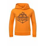 Common Heroes Gele hoodie voor jongens in de kleur
