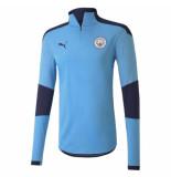 Puma Manchester city trainingstop 2020-2021 blue