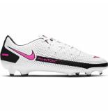 Nike Phantom gt academy fg/mg white pink blast