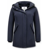 Matogla Winterjas parka slim fit