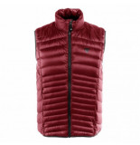 Dainese Bodywarmer packable down vest men chili pepper-m