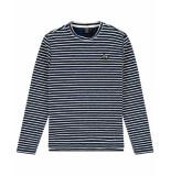 Kultivate T-shirt ls bmx stripes