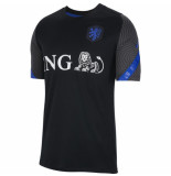 Nike Nederlands elftal trainingsshirt 2020-2022 black