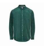 Anerkjendt Akkonrad corduroy shirt 9520005 pine grove
