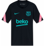 Nike Fc barcelona trainingsshirt 2020-2021 kids black