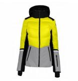 Icepeak Ski jas women electra yellow-maat