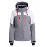 Icepeak Ski jas women caserta light grey-maat